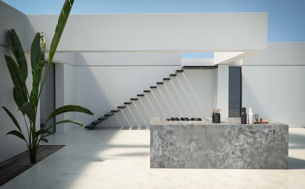 dekton outdoor kitchen eu nilium orix zenith - Dekton